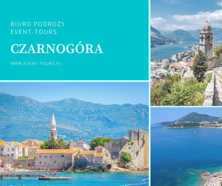 Czarnogóra atrakcje