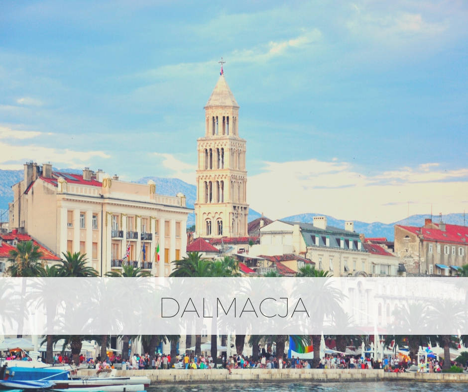 Dalmacja w Chorwacji
