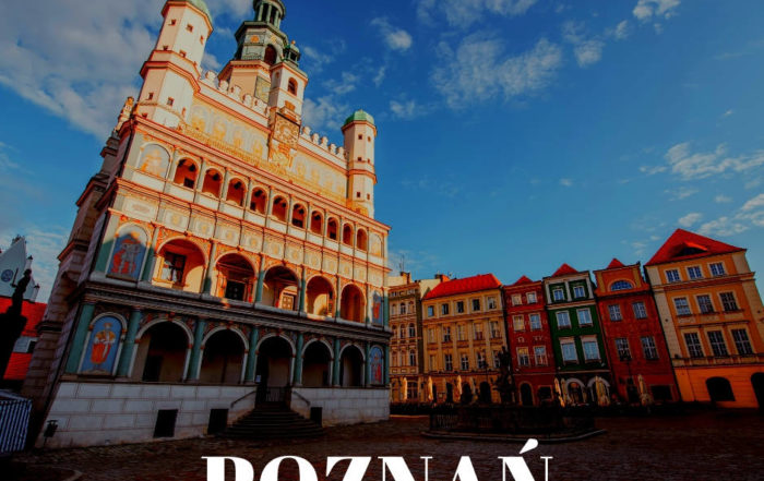 Atrakcje Poznania warte zwiedzania