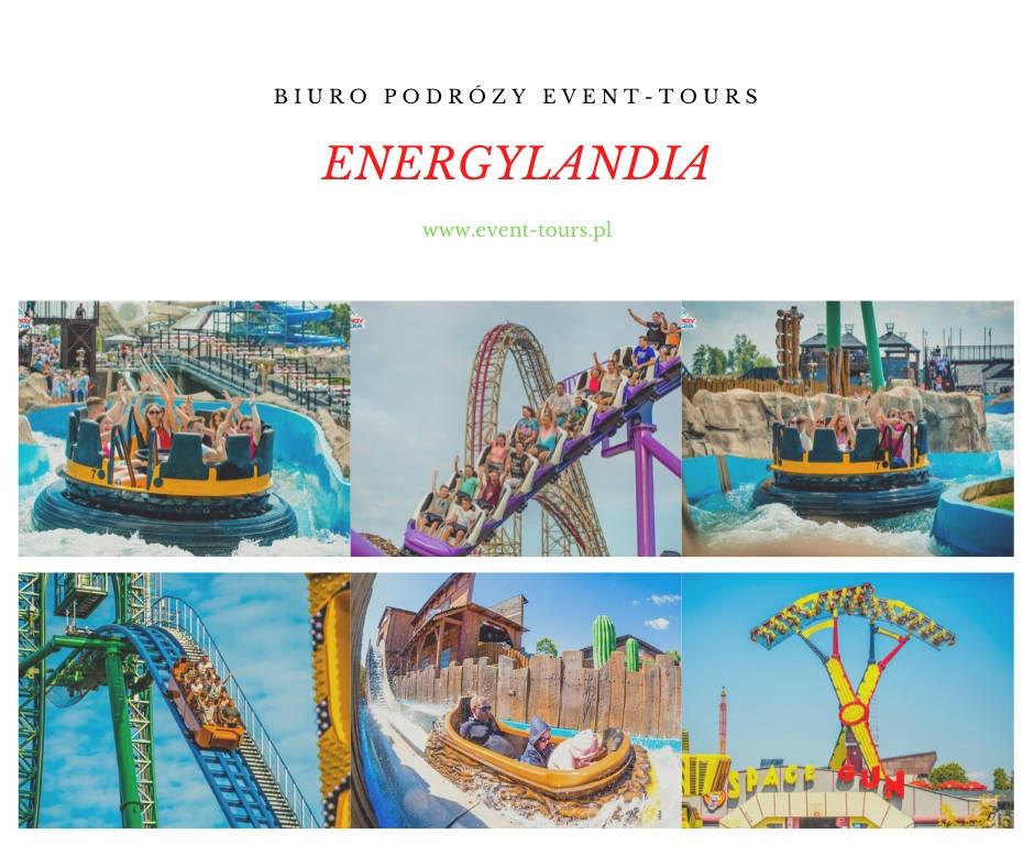 Energylandia atrakcje dla rodzin, dzieci i dorosłych