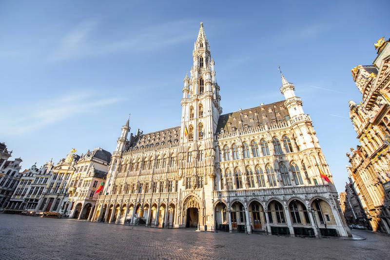 Wycieczka Kraje Beneluxu
