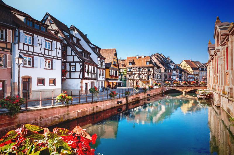 Wycieczka Alzacja i jej miasta