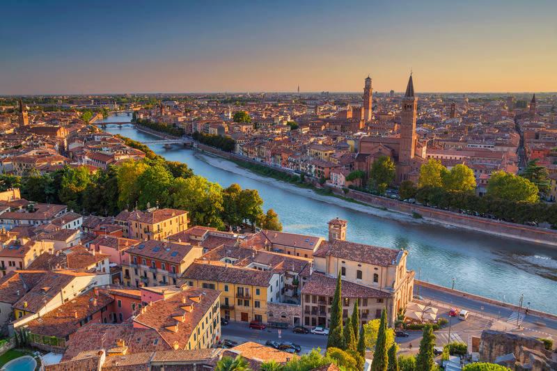 Wycieczka Włochy Północne