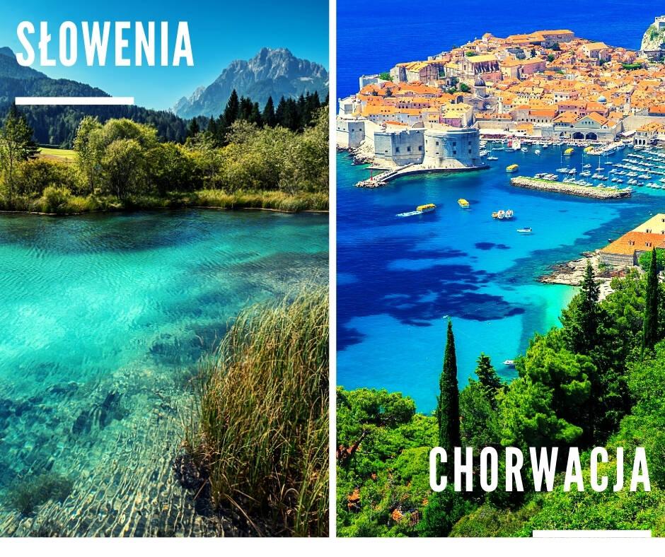 Wycieczka Słowenia i Chorwacja