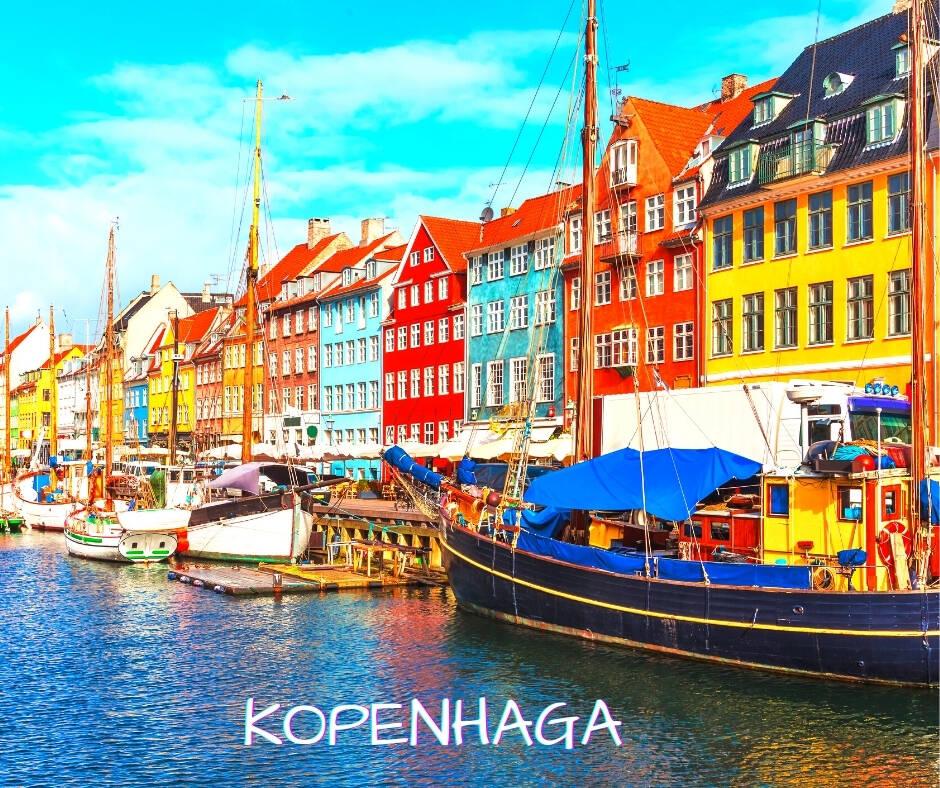 Wycieczka Kopenhaga