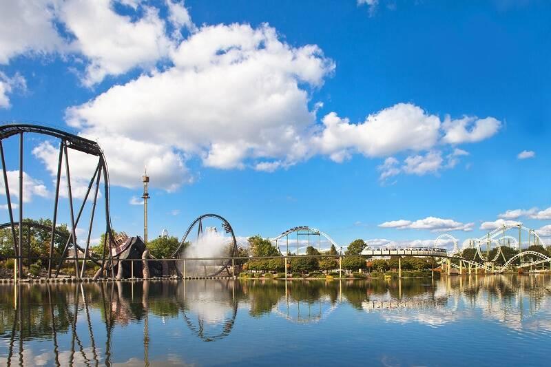 Atrakcje Heide Park