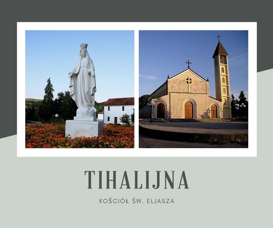 Kościół św. Eljasza w Tihaljinie