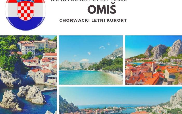 Chorwacki Letni Kurort Omis