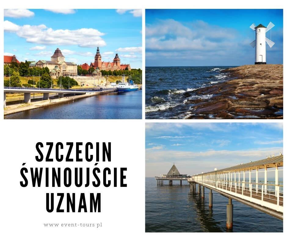 Wycieczka Szczecin Świnoujście Uznam