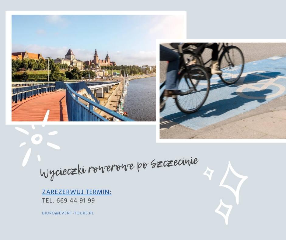 Wycieczki rowerowe po Szczecinie