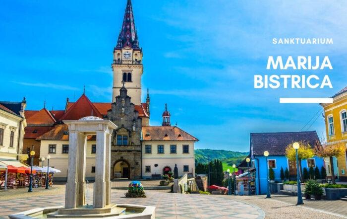 Sanktuarium Marija Bistrica