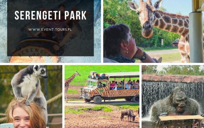 Serengeti Park w Hodenhagen