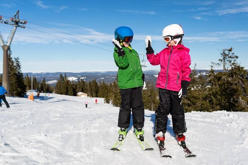 Obóz narciarski Winter