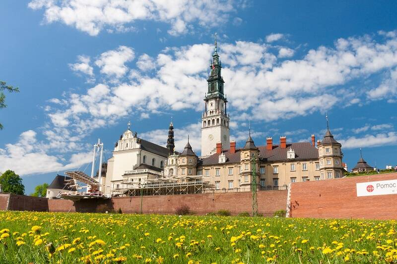 Pielgrzymki na terenie Polski