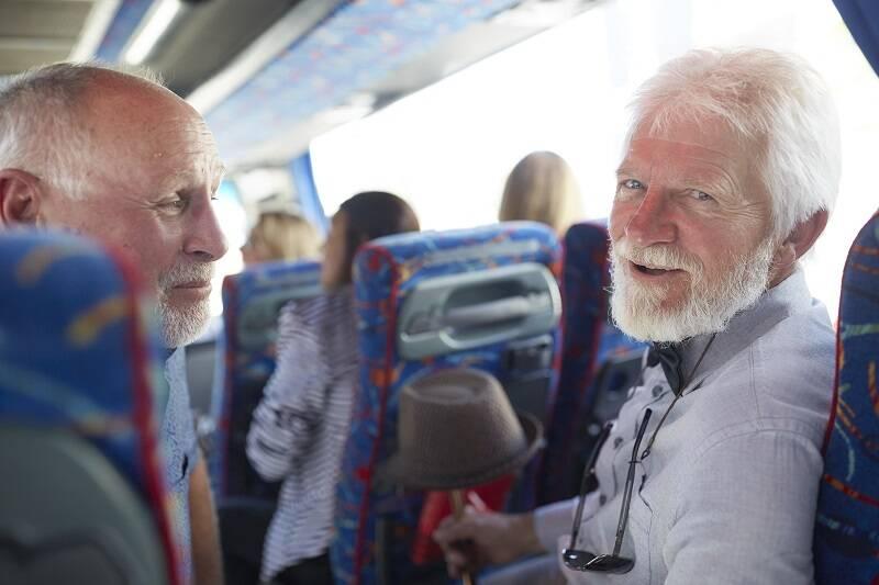 Wycieczki dla seniorów