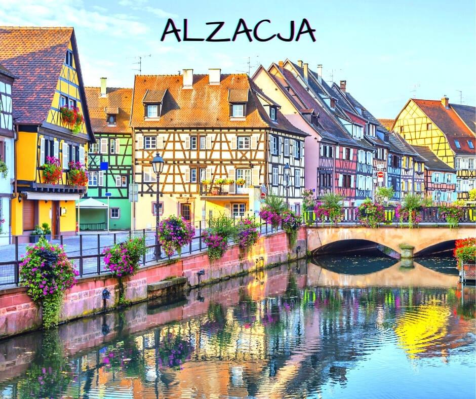 Wycieczka Alzacja