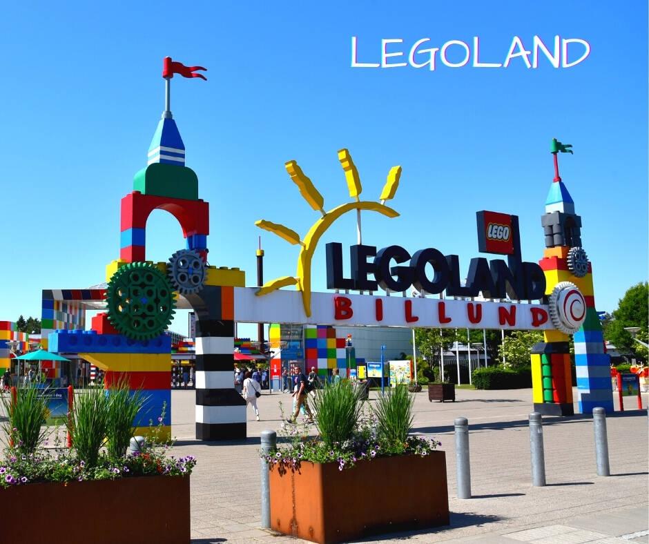 Wycieczka Legoland