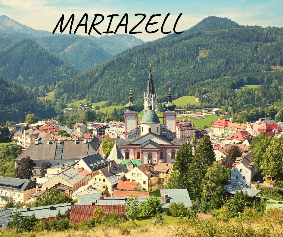 Sanktuarium Maryjne Mariazell