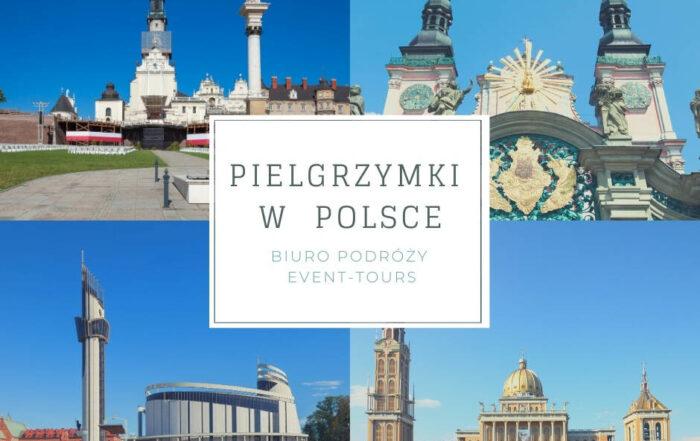 Pielgrzymki w Polsce