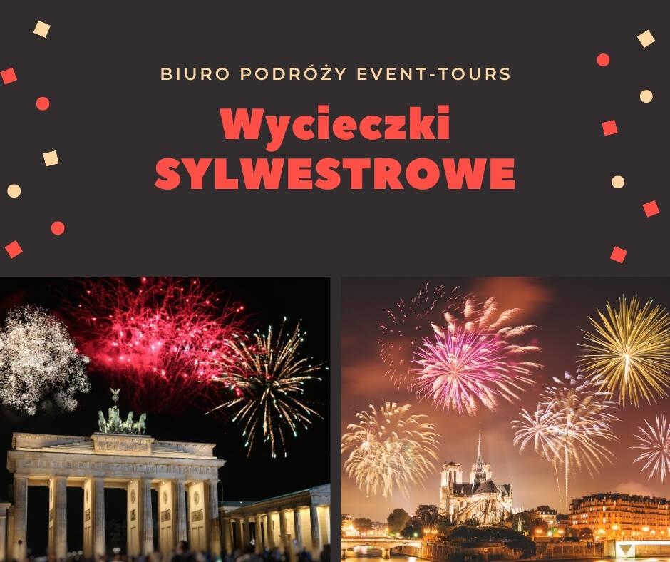Wycieczki sylwestrowe ze Szczecina