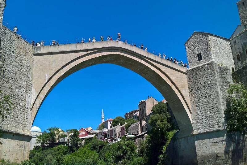 Mostar - Stolica Hercegowiny