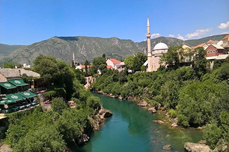 Mostar - Stolica