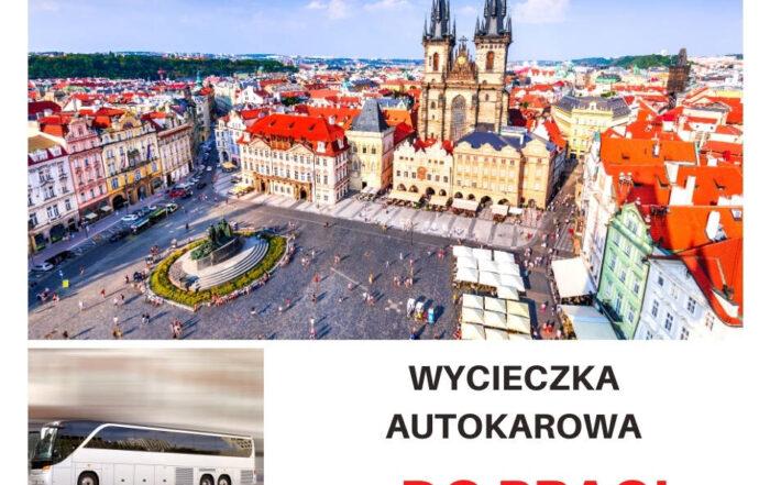 Wycieczka autokarowa do Pragi