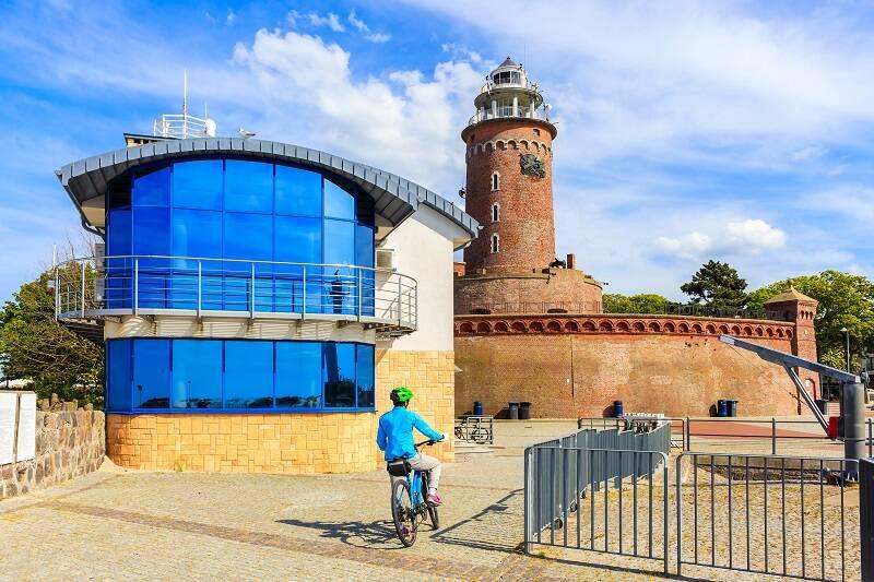 Wycieczki rowerowe Kołobrzeg