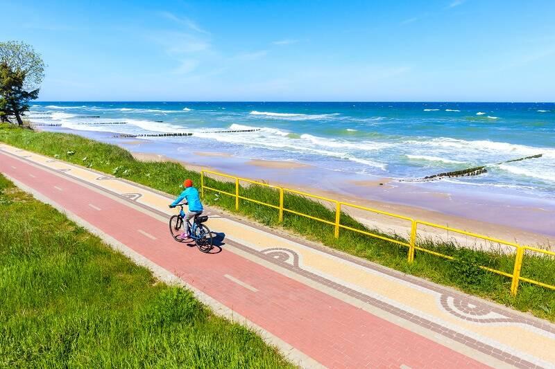 Wycieczki rowerowe po Pomorzu Zachodnim