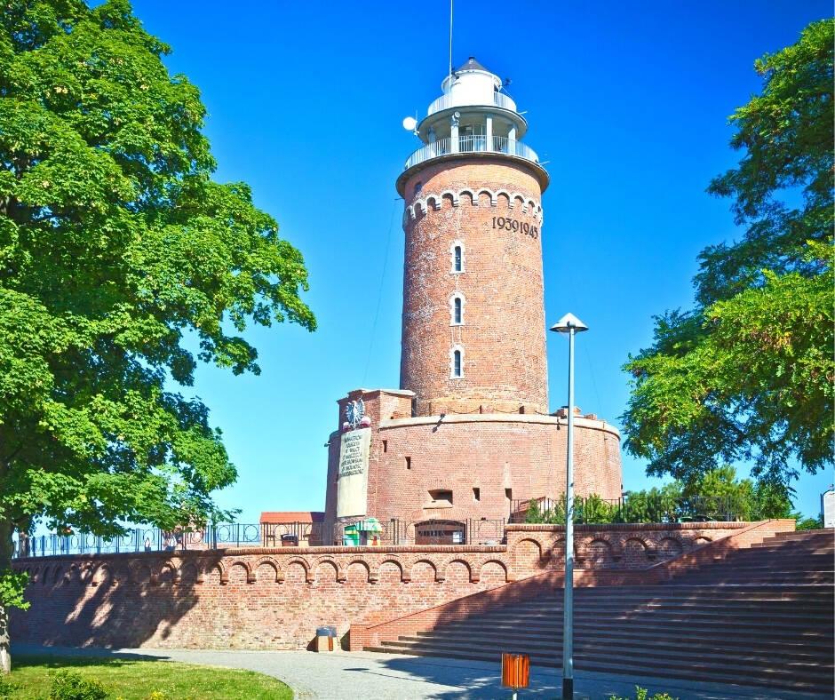 Zwiedzanie Kołobrzegu