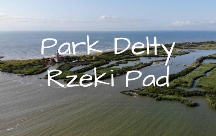 Park Delty Rzeki Pad