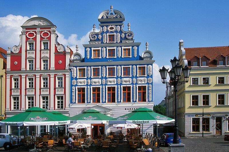 Zwiedzanie Szczecin