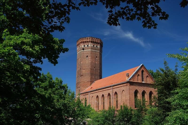 Zamek Człuchów