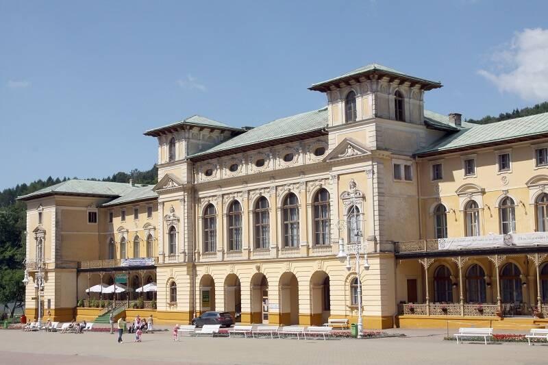Walory miejscowości Krynica-Zdrój