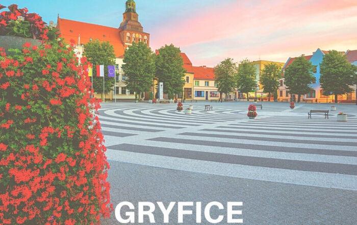 Zwiedzanie miejscowości Gryfice