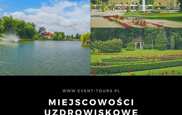 Miejscowości uzdrowiskowe w Polsce
