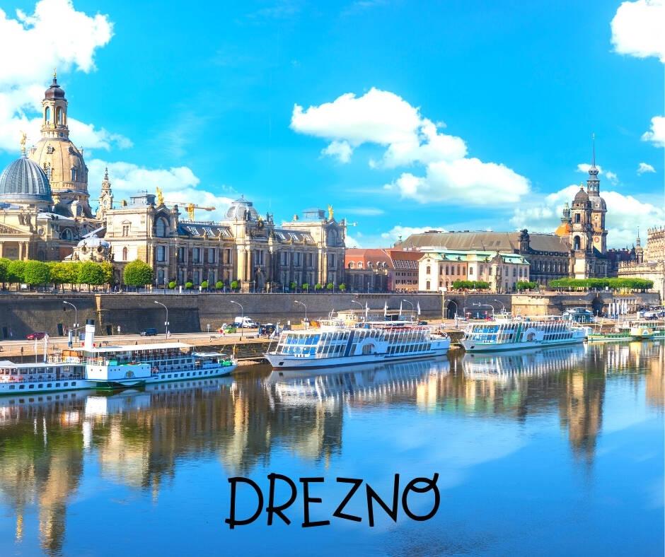 Wycieczka do Drezna ze Szczecina