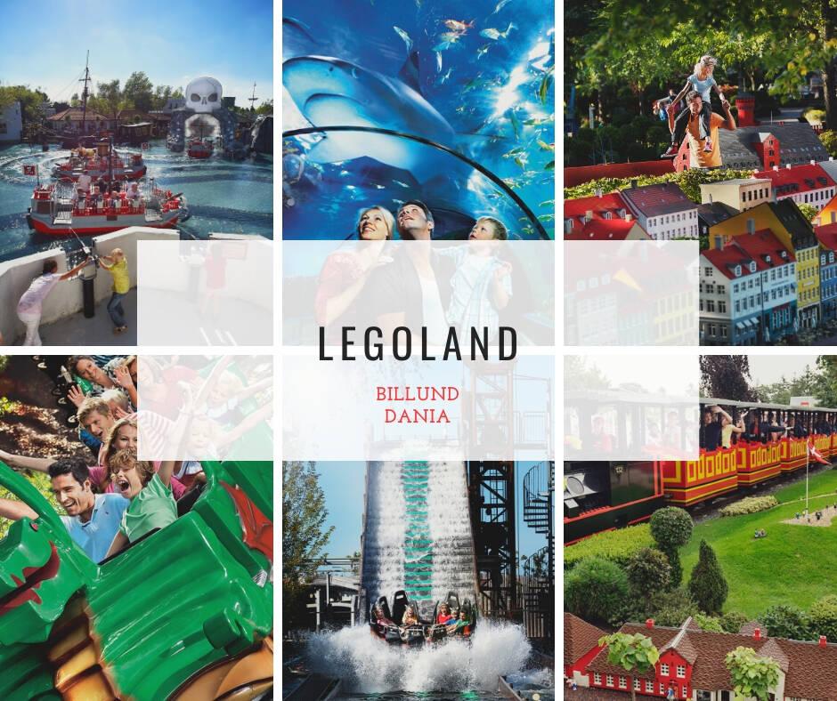 Wycieczka Legoland w Danii
