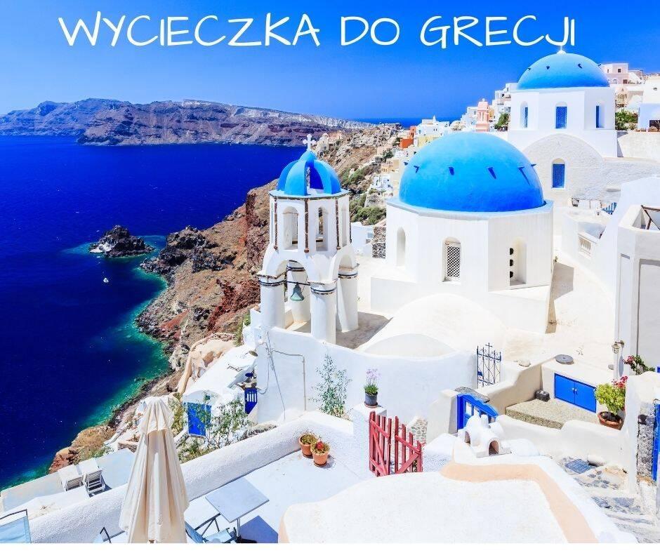 Wycieczka do Grecji ze Szczecina