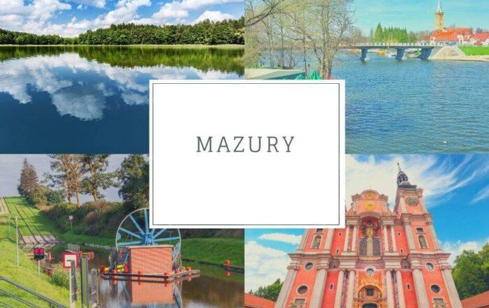 akie miejsca warto odwiedzić na Mazurach?