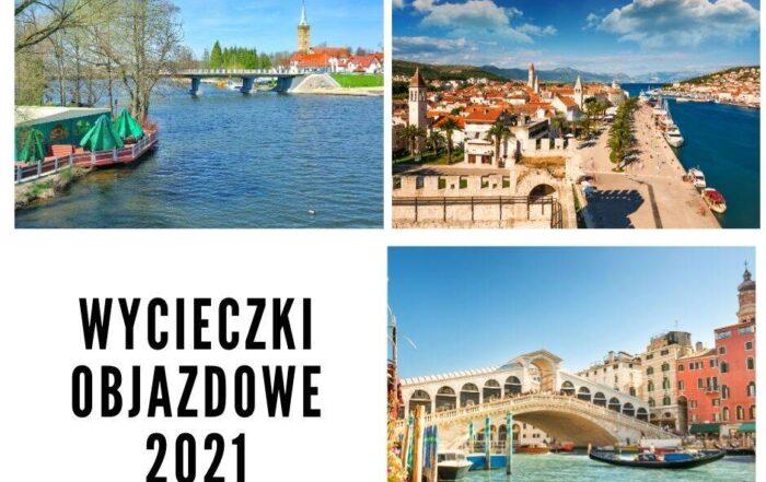 Wycieczki objazdowe ze Szczecina