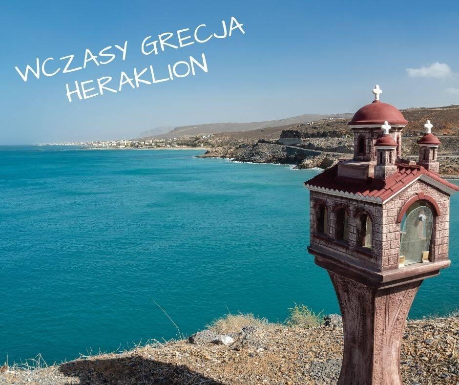 WCZASY W GRECJI HERAKLION