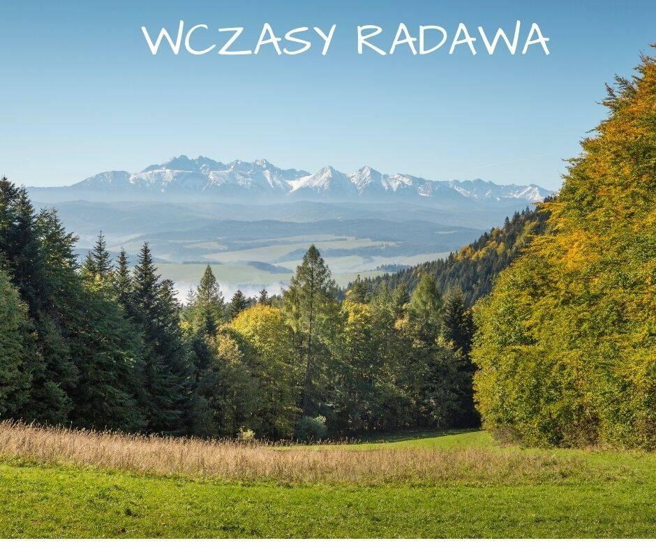 Wczasy Polska Radawa Bacówka