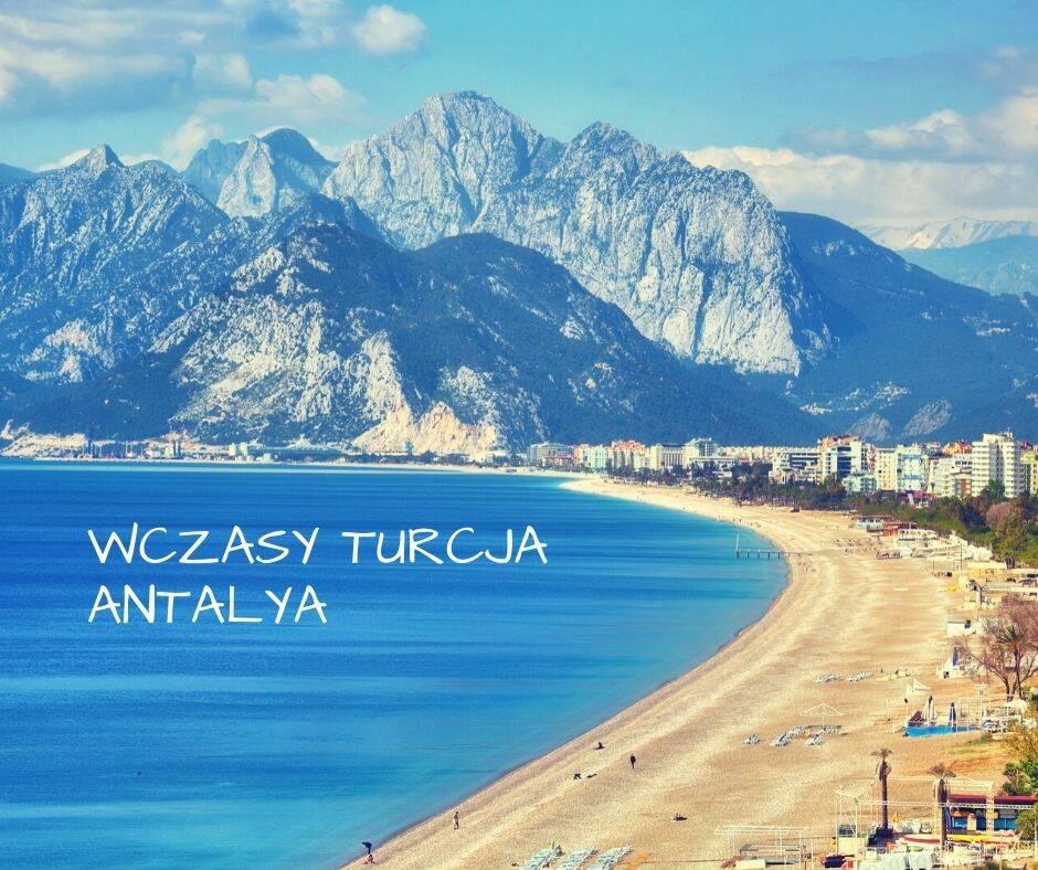Wczasy Turcja Hotel Antalya