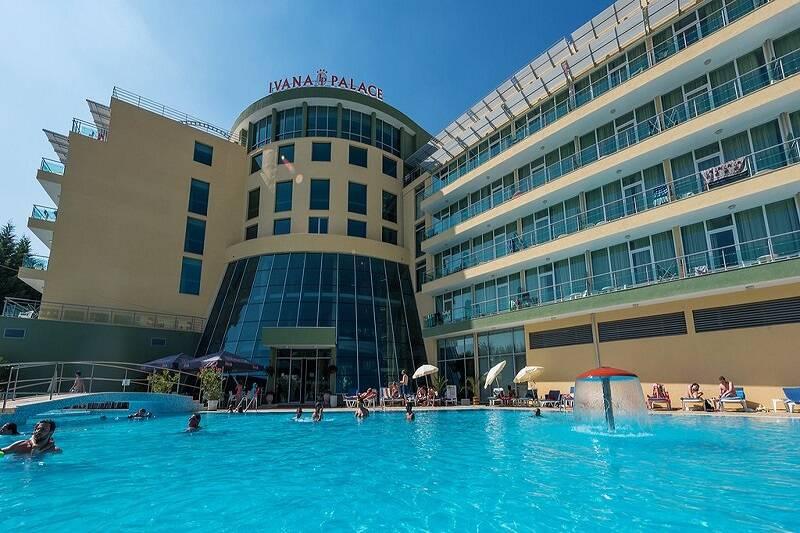 Wczasy Bułgaria Hotel Ivana Palace