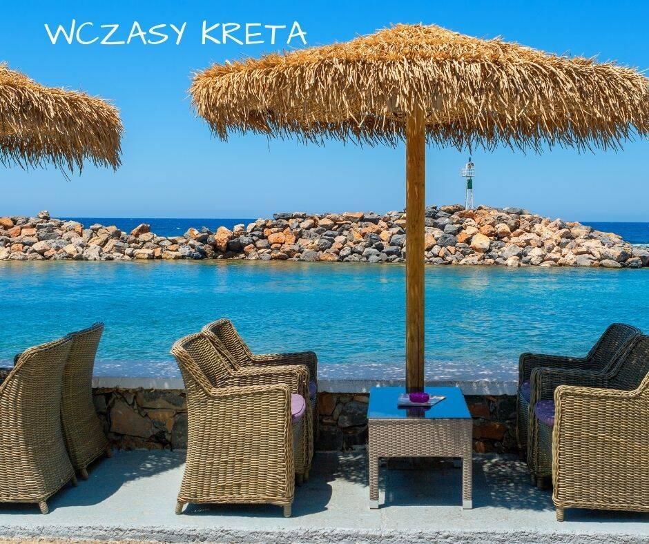 Wczasy zagraniczne Grecja Kreta