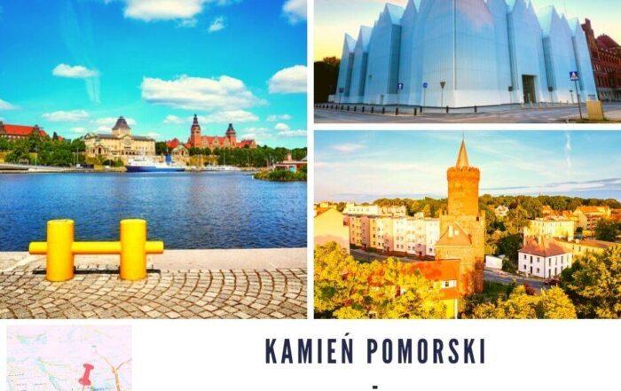 Wycieczka Kamien Pomorski i Szczecin