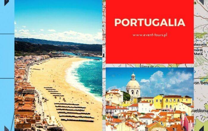 Wycieczki do Portugalii ze Szczecina