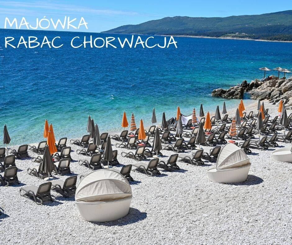 Wczasy Chorwacja Narcis Rabac